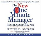 The New One Minute Manager CD by Spencer M D Johnson, Ken Blanchard (CD-Audio, 2015)