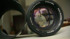 Rare Panavision Steinheil PAN QUINON 70mm film 114mm f1.7 lens A7r GFX tachar