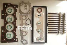 CITROEN BERLINGO C2 C3 SAXO 1.1 TU1JP HFX HEAD GASKET SET & BOLTS 8V