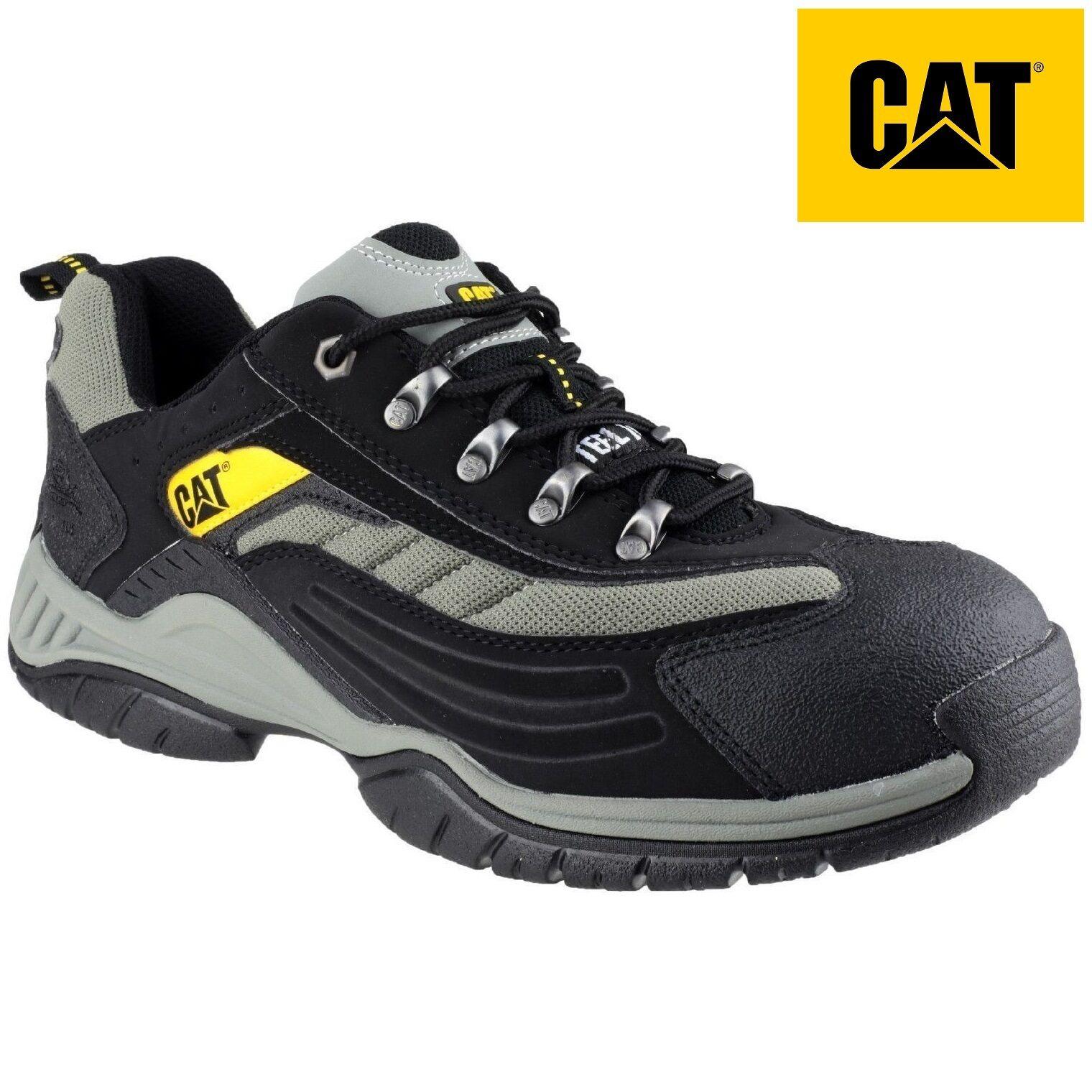 Uomo Lightweight CAT Causal CATERPILLAR Lightweight Uomo Wide Pelle Causal CAT NON   ad5c2a