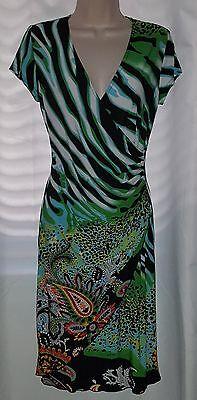 J Jill Love Linen Floral Print Tank Top L Large