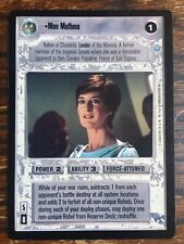 Star Wars CCG Endor DS Rare Operations Imperial Outpost