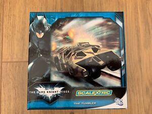 Scalextric-C3333A-Batman-The-Tumbler-The-Dark-Knight-Rises-LTD-0771-of-2000