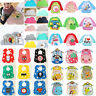 Cute Baby Kids Cartoon Bibs Saliva Towel Placemat Table Mat Coaster Waterproof