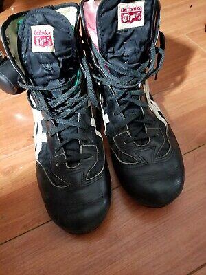 russian asics wrestling shoes