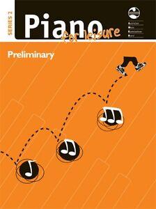 AMEB-Piano-For-Leisure-Preliminary-Grade-Series-2-Book-NEW