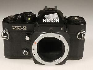 PRL-RICOH-XR-2-FOTOCAMERA-ANALOGICA-FOTORIPARATORE-BODY-SPARE-PARTS-REPAIR