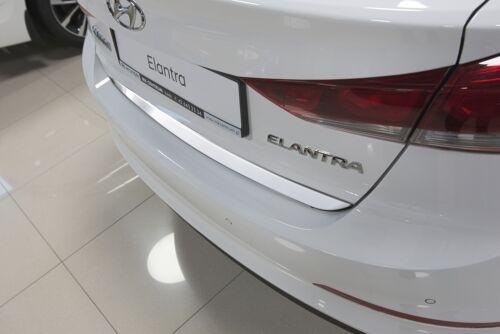 Heckklappe Leiste aus Edelstahl V2A Poliert für Honda Jazz III GE 5 türig 08-11