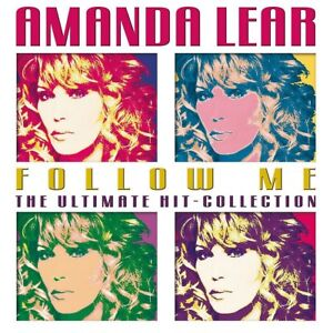 AMANDA-LEAR-FOLLOW-ME-THE-ULTIMATE-HIT-COLLECTION-2-CD-NEW