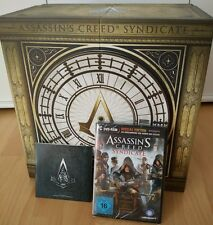 Assassins Creed Syndicate Big Ben Collectors Edition | PC Windows | NEU NEW OVP