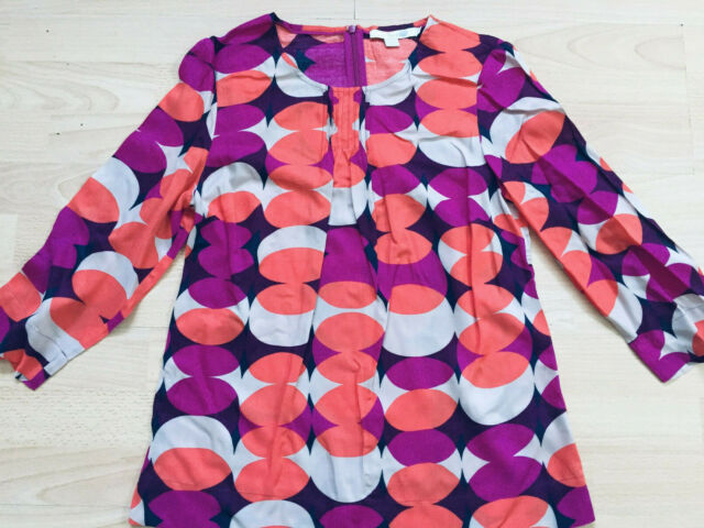BODEN  easy printed  Top  size 10  WA523
