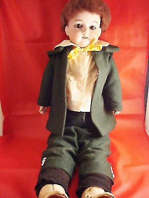 Armand Marseille Doll *a4 Marked 370 Am-3-dep Ideal Gift For All Occasions Made In Germany
