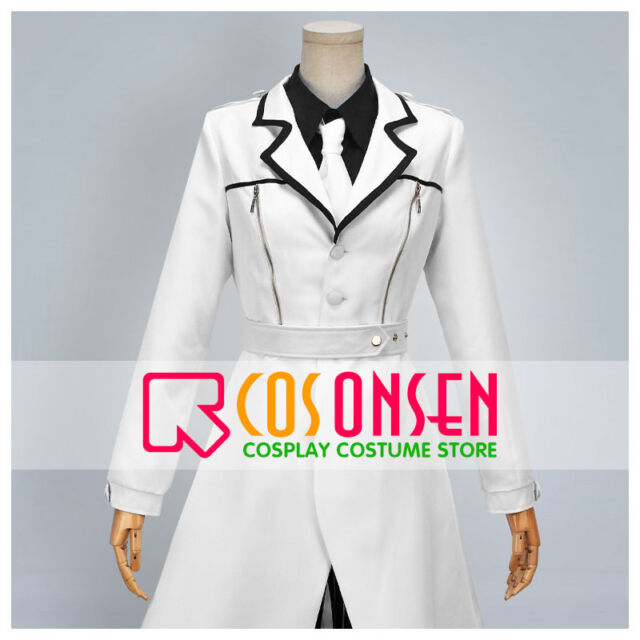 Cosonsen Tokyo Ghoul 2 Sasaki Haise Long Coat ONLY Halloween Cosplay Costume