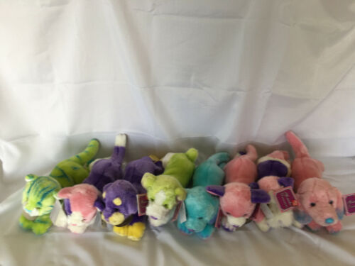 Lot of 8 Yomiko Dreamers Animal Plushes Brand New with Tags