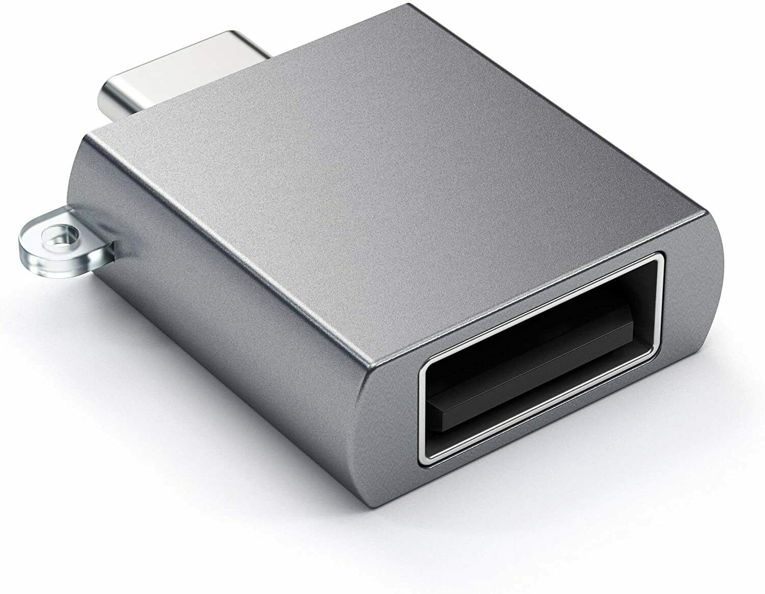 Satechi Type-C - Type A USB Adapter Space Grey