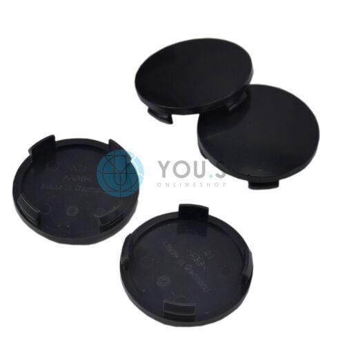 2 x COPRIMOZZO CERCHI COPRIMOZZO COPERCHIO Spalline Piegato 60 mm//55 mm ATS rial