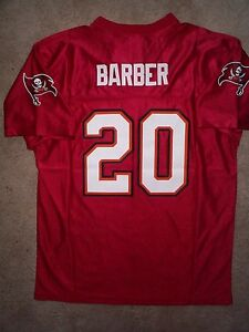 THROWBACK Tampa Bay Bucs RONDE BARBER nfl Jersey YOUTH KIDS BOYS (s ... 2b9e2d026
