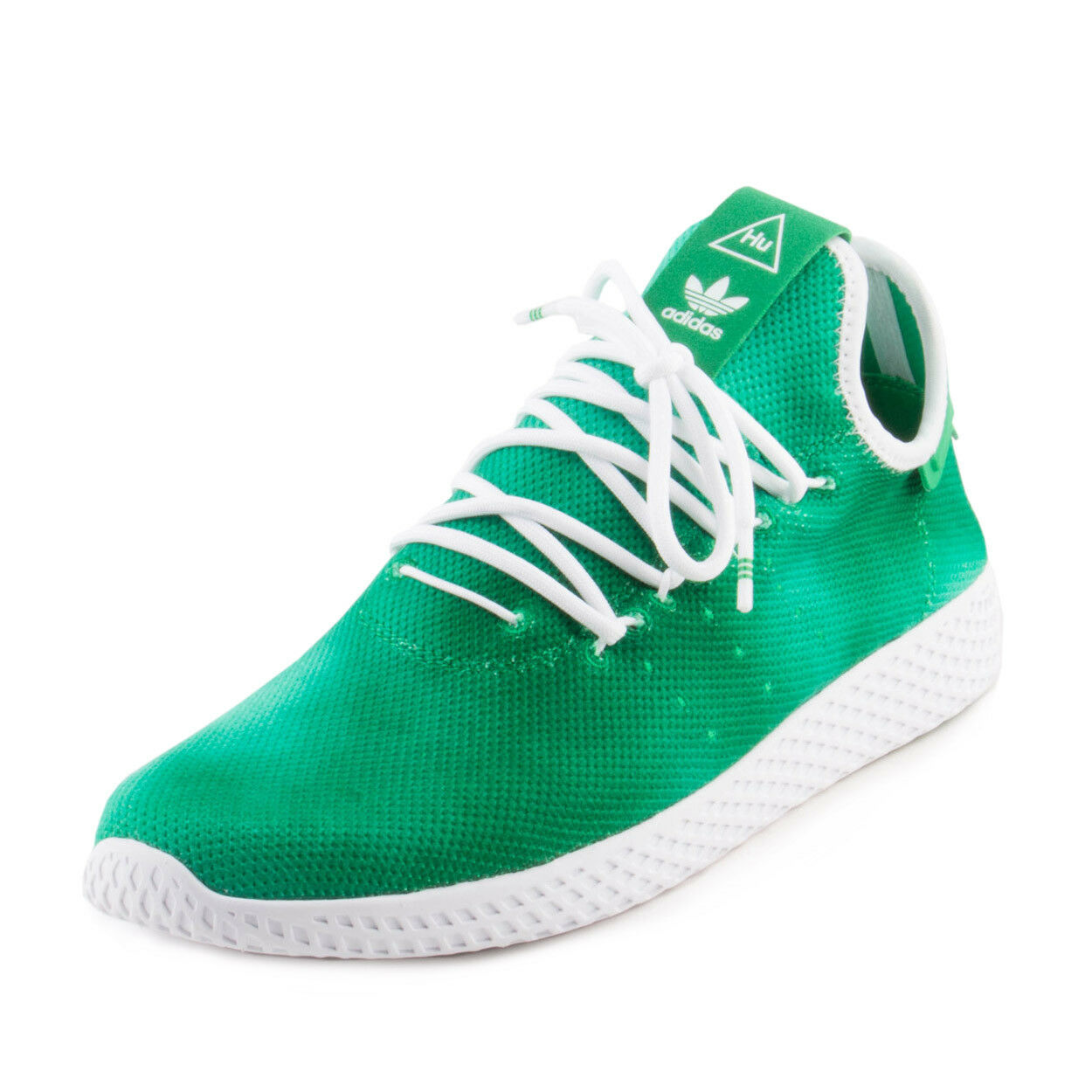 Adidas  Uomo PW HU HOLI Tennis HU Pharrell Williams Green/White DA9619