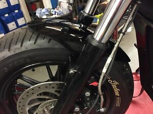 Indian Scout & Sixty & Bobber Front Fender With Cut-Outs ...