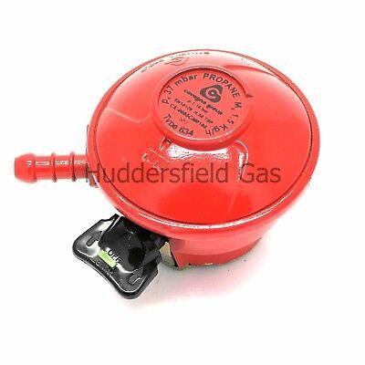 IGT Patio gaz 27 mm 37 mbar Gaz Propane Régulateur garantie 5 an