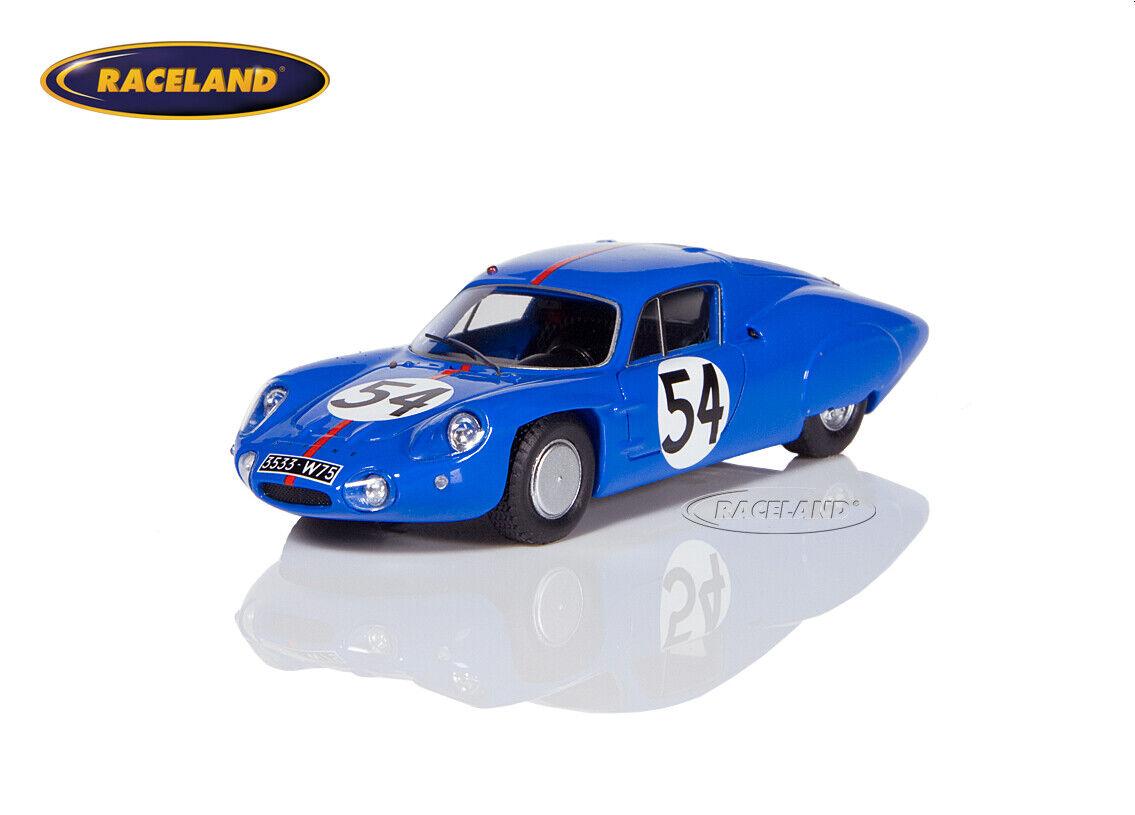 Alpine m64 renault sa ALPINE LE MANS 1964 Vidal GRANDSIRE, SPARK 1 43, s5682