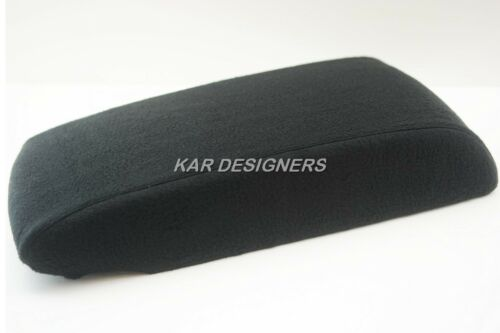 Fabric Black Center Console Lid Armrest Protection Cover Fits 99-10 Ford F-250