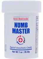 Anesthetic Cream, Numbing Gel Health Skin Ointments Rubs Clinics Treatments