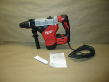 Milwaukee 5546 21 15 Amp 1 34 Sds Max Corded Combination Hammer With E Clutch
