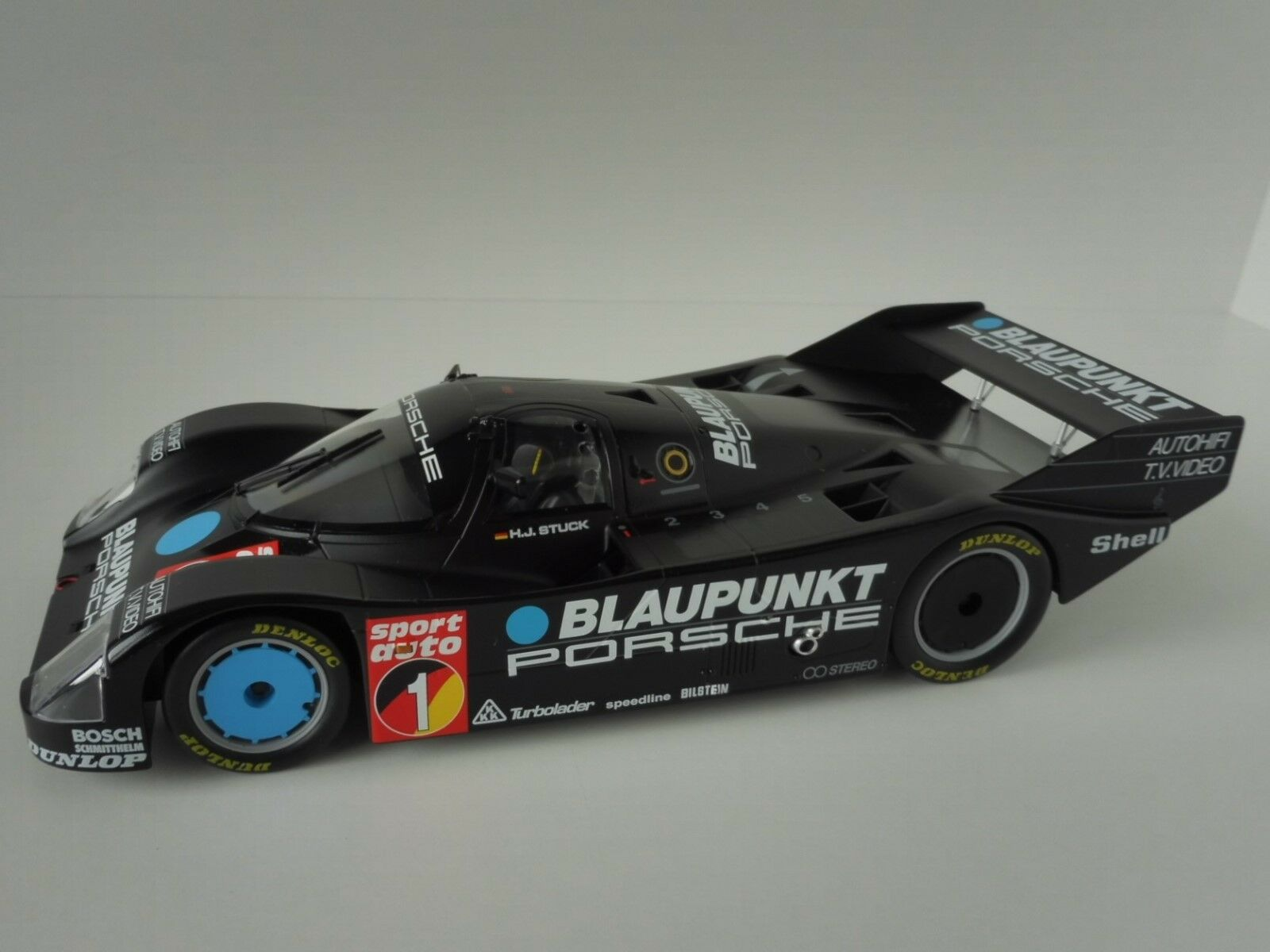 Porsche 962c teatro ADAC nurburgring 1986 1 18 norev 187411 962 C eifelrennen