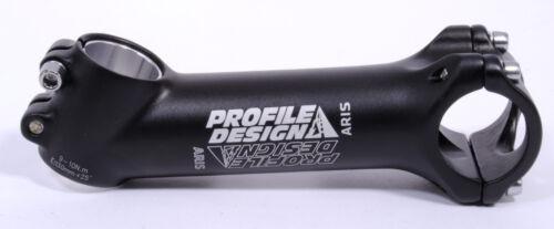 Profile Design Aris Stem,130mm,25 Degree,Black,31.8