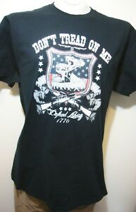 Don/'t Tread On Me Muscle Shirt Defend Liberty Gadsden Flag
