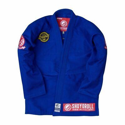 New Arrival Shoyoroll Cut Professional Jiu Jitsu Uniform Custom Made BJJ Gi/'s