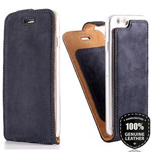 Farbe Blau Handy-zubehör Premium Echtes Ledertasche Schutzhülle Tpu Wallet Flip Case Nubuk Sonstige