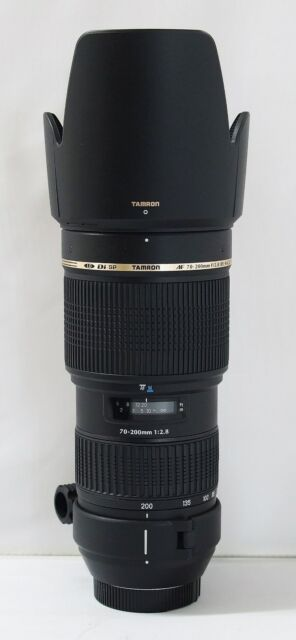Tamron SP 70-200mm f/2.8 LD AF IF Di Lens for Nikon