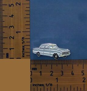 Ford XR Falcon Lapel Pin Badge
