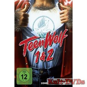 Teen-Wolf-1-2-2-DVD-Box-Michael-J-Fox-James-Hampton-Neu-OVP