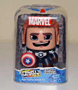 Captain America Mighty Muggs Strike Stealth Suit Marvel Avengers Hasbro #10 NEW