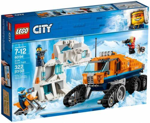 60194 NEUF Le véhicule d/'exploration à chenilles Lego City