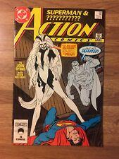 Action Comics #595 (Dec 1987, DC)