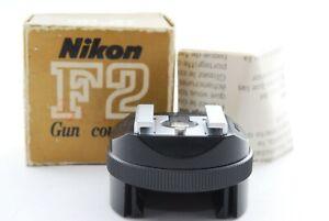 """NEAR MINT"" Nikon Flash Unit Gun Coupler AS-1 Adapter F2 From Japan T-7"
