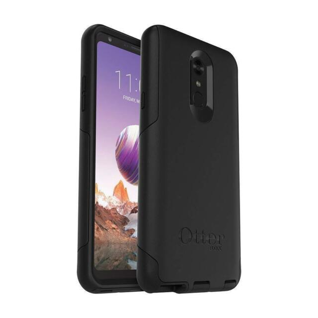 separation shoes bf5f8 642ff Original OtterBox Commuter Series Cell Phone Case for LG Stylo 4 - Black