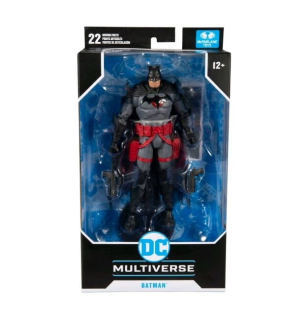 Mcfarlane Toys Flashpoint Batman Target Exclusive Action Figure IN HAND