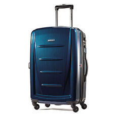 Samsonite Luggage Winfield 2 Fashion HS Spinner 24 - Deep Blue - NEW
