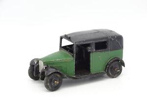 Dinky-Toys-GB-1-43-Austin-Taxi-Vert-et-Noir