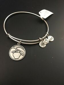 4fe1193158dfc Details about Alex And Ani Retired Apple Tree Bracelet