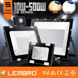 10W-500W Buckle LED Flood Light Outdoor Garden Arena ...