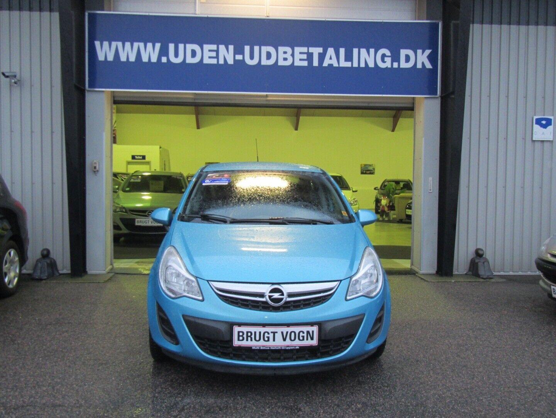 Opel Corsa 1,0 12V Enjoy 5d
