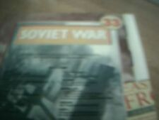 reprint WW2 campaign map soviet war 13 july 1943 9 may 1944