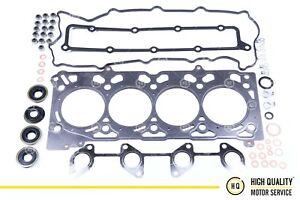 Full-Gasket-Set-with-Cylinder-Head-Gasket-For-Kubota-1J700-03320-V2607