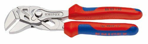 KNIPEX 86 05 150 Pliers Wrench Comfort Grip